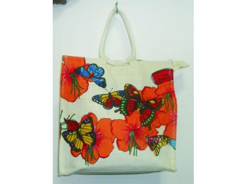 BUTTERFLY DESIGN LADIES TOTES