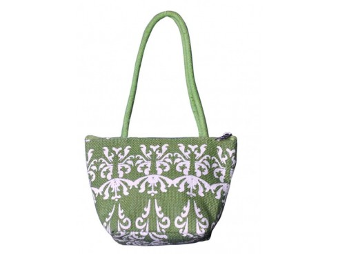 DESIGNER LADIES TOTES FB-15 (GREEN)