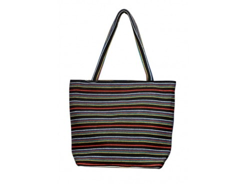 STRIPS DESIGN LADIES TOTES FB-21 (MULTICOLOUR)