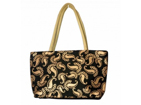DESIGNER LADIES TOTES FB-03 (GOLDEN DESIGN)
