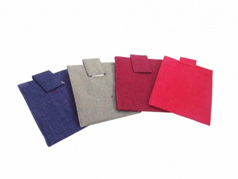 FLAP MOBILE POUCH (MULTIPLE COLOURS AVAILABLE)
