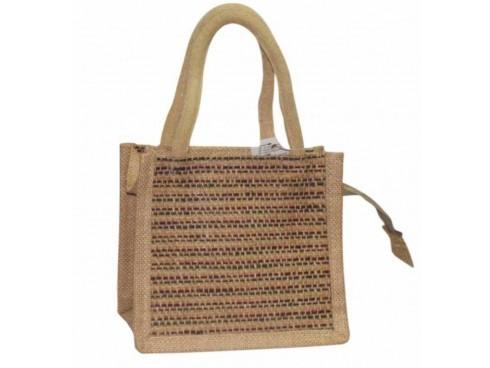 CLASSIC JUTE GIFT BAG