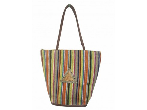 DESIGNER LADIES TOTES LB-26 (MULTI COLOUR)