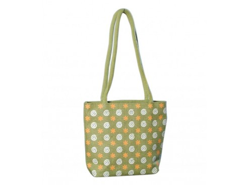 DESIGNER LADIES TOTES LB-34 (GREEN)