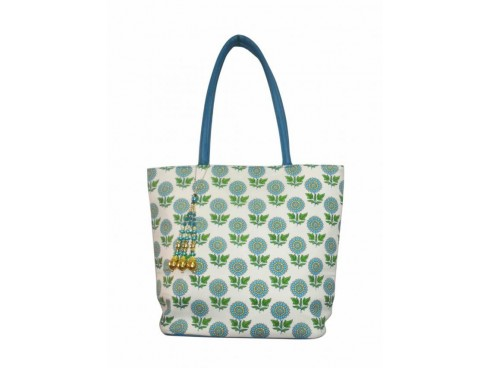 DESIGNER LADIES TOTES LB-53 (MULTICOLOUR DESIGN)