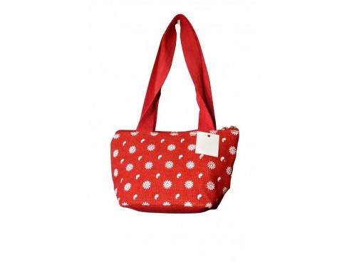 DESIGNER LADIES HAND BAG LB-58 (RED)
