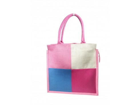 DESIGNER LADIES TOTES LB-69 (MULTICOLOUR)