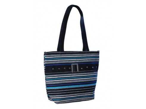 DESIGNER LADIES TOTES LB-81 (BLUE)