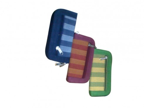 DESIGNER LADIES PURSE (STRIPS DESIGN)