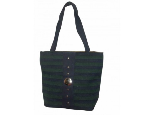 CLASSIC LADIES HANDBAG SB-27 (BLACK)