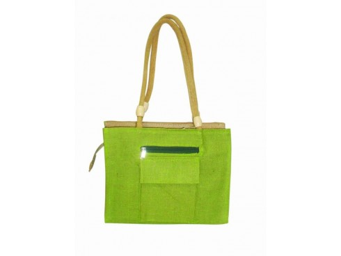 DESIGNER LADIES HANDBAG SB-31 (PARROT GREEN)
