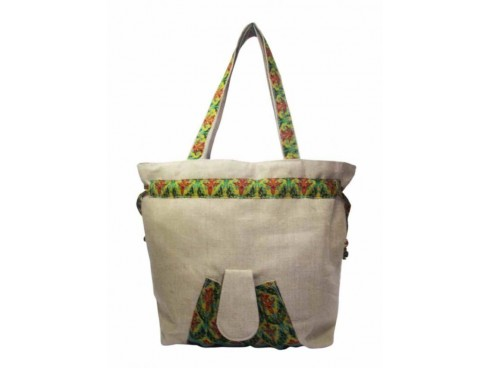 FLORAL DESIGN LADIES HANDBAG SB-44