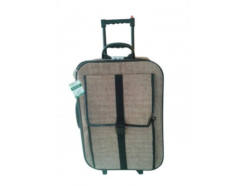 JUTE TROLLY BAG