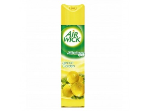 Air wick Air Freshener Spray - Lemon Garden, 300 ml