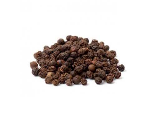 SAMRUDHI BLACK PEPPER (KURUMULAKU) 50GM
