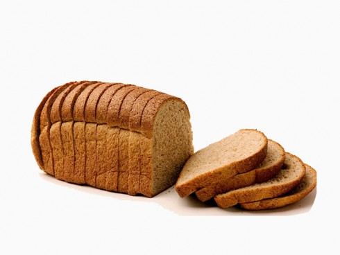 BROWN BREAD 350GM