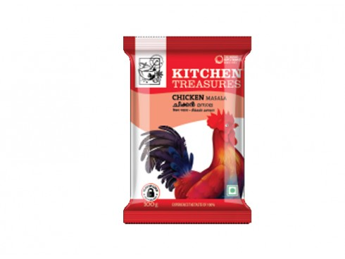 KITCHEN TREASURE CHICKEN MASALA 100 GM