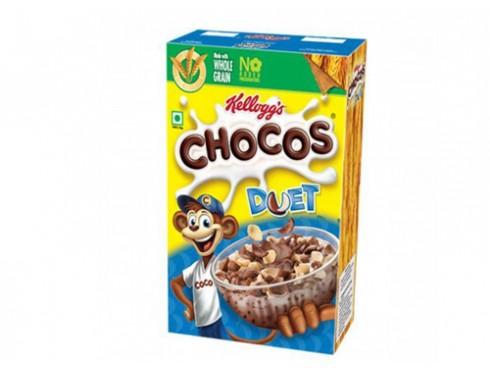 KELLOGG CHOCOS DUET 375GM
