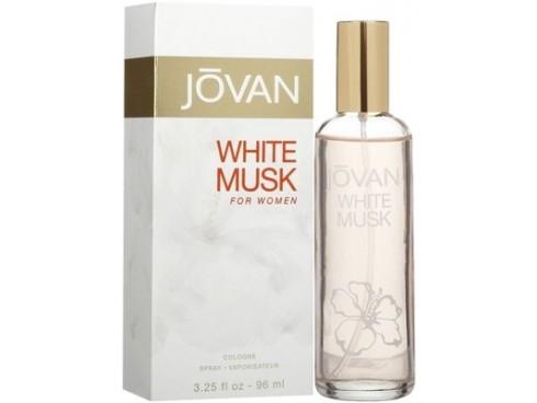 Jovan White Musk EDC - 96 ml(For Women)