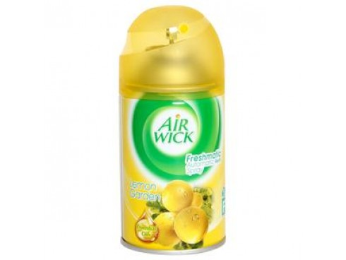 Air wick Freshmatic Automatic Refill Spray - Lemon Garden, 250 ml