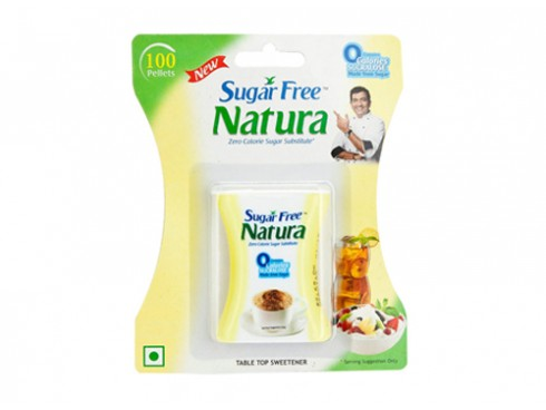 SUGAR FREE NATURAL 100 PELLETS
