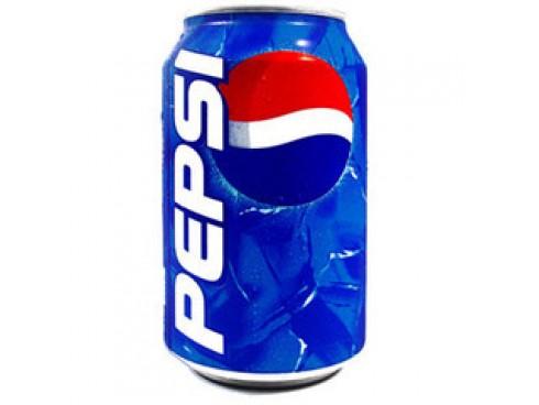 Pepsi Soft Drink, 250 ml Tin