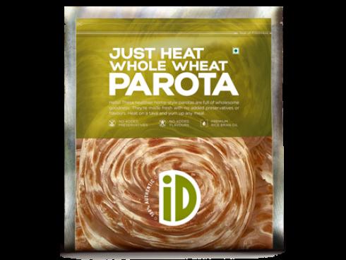iD WHEAT PAROTA