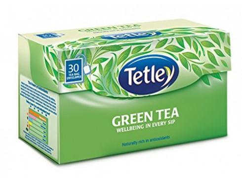 TETLEY GREEN TEA BAG 30S