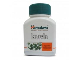 Himalaya Karela Capsules - Regulates Metabolism (250mg), 60 pcs Bottle