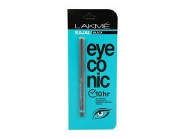 Lakme Eyeconic Kajal - Black, 0.35 gm