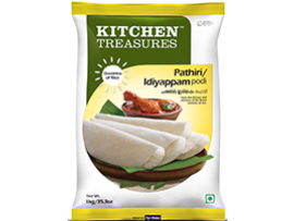 KITCHEN TREASURES APPAM IDIYAPPAM PATHIRI PODI 500 GM