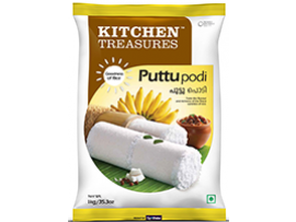 KITCHEN TREASURES PUTTUPODI 1 KG