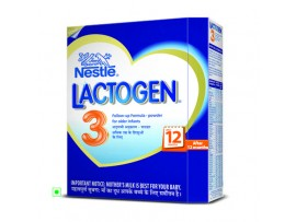 Nestle Lactogen - Follow Up Formula (Stage 3), 400 gm Carton