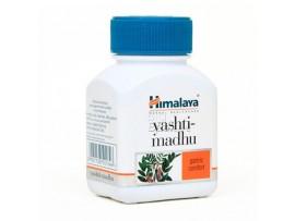 Himalaya Yashtimadhu - Gastric Comfort (250mg), 60 pcs Bottle