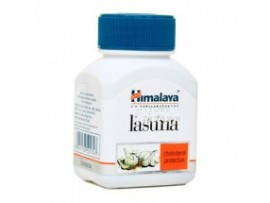 Himalaya Lasuna - Cholesterol Protection (250mg), 60 pcs Bottle