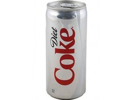 Coca Cola Coke Diet, 300 ml Tin