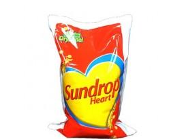 SUNDROP HEART SUNFLOWER OIL 1L