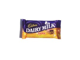 CADBURY DAIRY MILK CRACKLE 40GM
