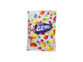 CADBURY GEMS 9.79GM STRIP