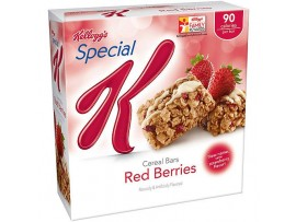 KELLOGG'S STRAWBERRY CORN FLAKES 100GM BOX