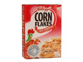 KELLOGG'S STRAWBERRY CORN FLAKES 275GM BOX