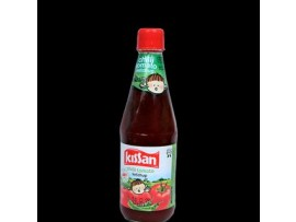 KISSAN CHILLI TOMATO KETCHUP 500GM