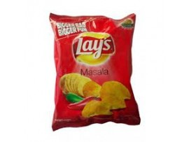 LAYS INDIA'S MAGIC MASALA CHIPS 55GM