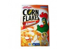 KELLOGGS ALMOND CORN FLAKES 300GM