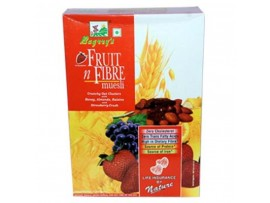 BAGRRYS FRUIT N FIBRE STRAWBERRY FRUIT FIBER MUESLI 400GM BOX