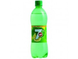 7 UP 600ML PET BOTTLE