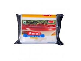 AMUL CHEESE SLICE PLAIN 200GM