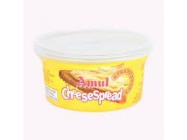 AMUL CHEESE SPREAD 200GM PLAIN