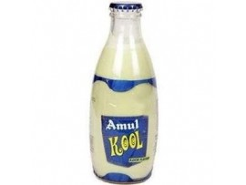 AMUL KOOLFLAV. MILK ELACHI 200ML BOTTLE