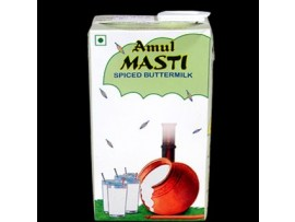 AMUL MASTIBUTTER MILK SPICED 200ML